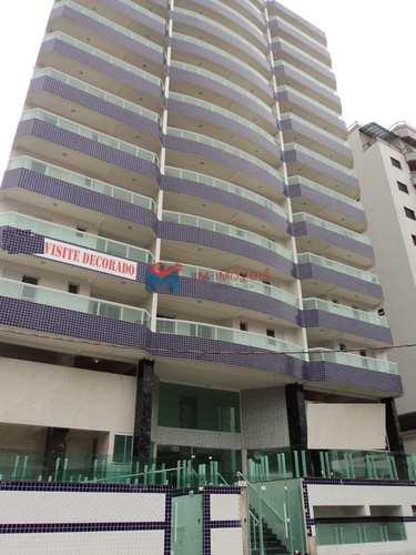 Apartamento, código 412573 em Praia Grande, bairro Caiçara