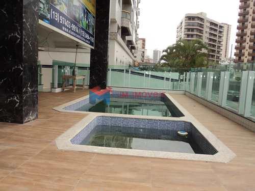 Apartamento, código 412581 em Praia Grande, bairro Caiçara