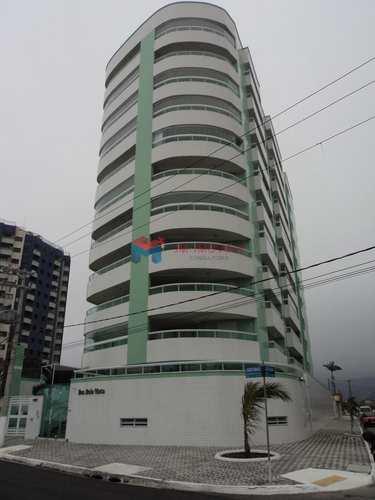 Apartamento, código 412586 em Praia Grande, bairro Real