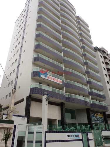 Apartamento, código 412594 em Praia Grande, bairro Caiçara