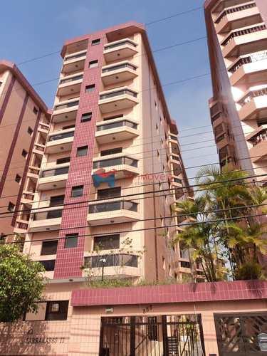 Apartamento, código 412597 em Praia Grande, bairro Caiçara