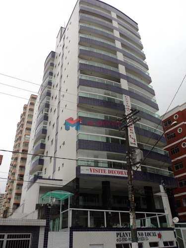 Apartamento, código 412598 em Praia Grande, bairro Tupi