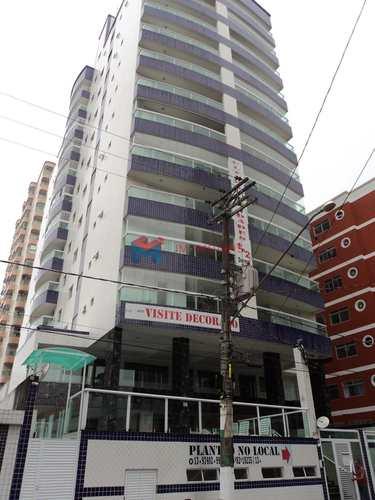 Apartamento, código 412605 em Praia Grande, bairro Tupi