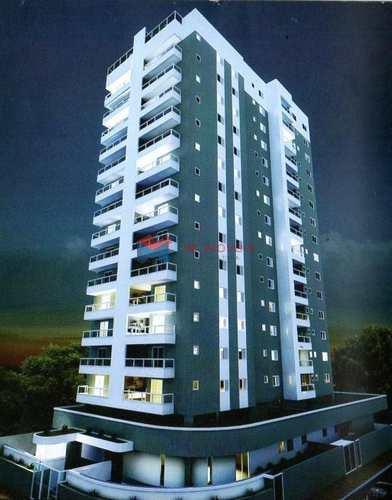 Apartamento, código 412617 em Praia Grande, bairro Mirim