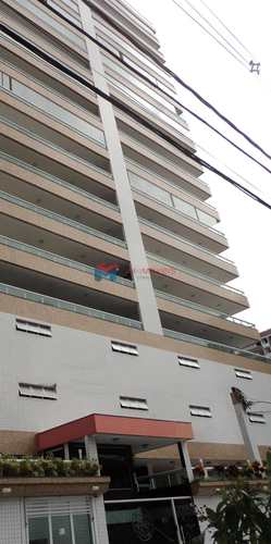 Apartamento, código 412643 em Praia Grande, bairro Guilhermina