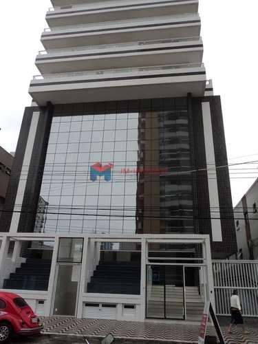 Apartamento, código 412663 em Praia Grande, bairro Canto do Forte