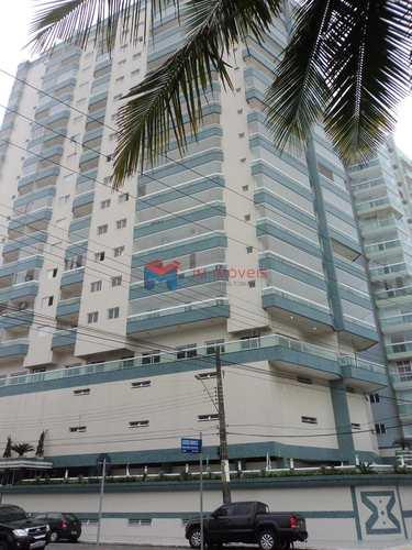 Apartamento, código 412678 em Praia Grande, bairro Caiçara