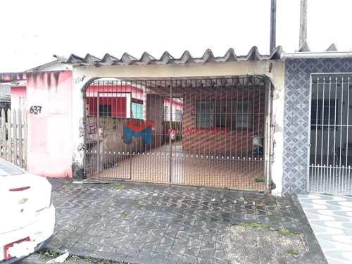 Casa, código 412736 em Praia Grande, bairro Maracanã