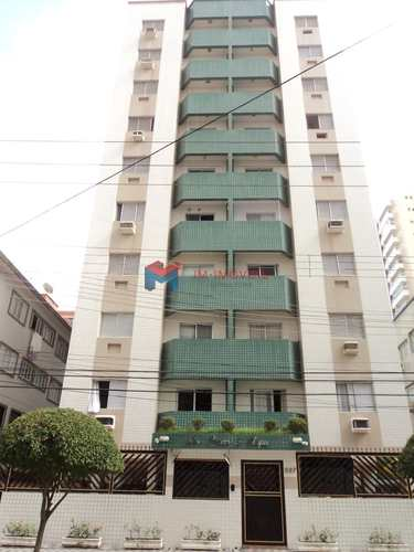 Apartamento, código 412741 em Praia Grande, bairro Canto do Forte