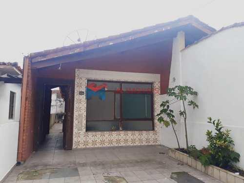 Casa, código 412856 em Praia Grande, bairro Caiçara
