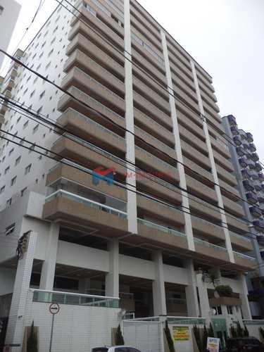 Apartamento, código 412857 em Praia Grande, bairro Guilhermina