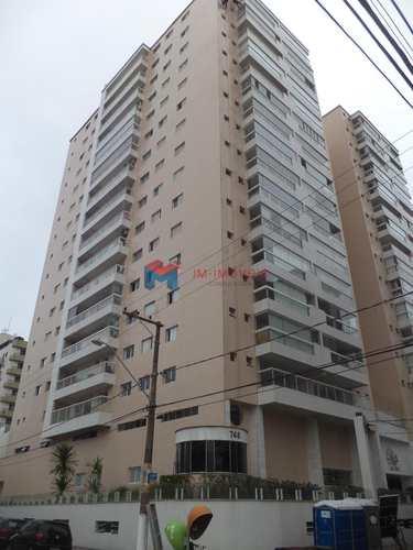 Apartamento, código 412916 em Praia Grande, bairro Canto do Forte