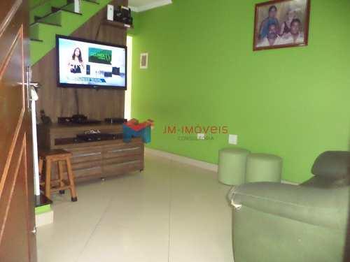 Casa, código 412921 em Praia Grande, bairro Maracanã