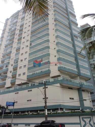 Apartamento, código 412925 em Praia Grande, bairro Caiçara