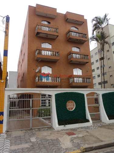 Apartamento, código 412929 em Praia Grande, bairro Caiçara