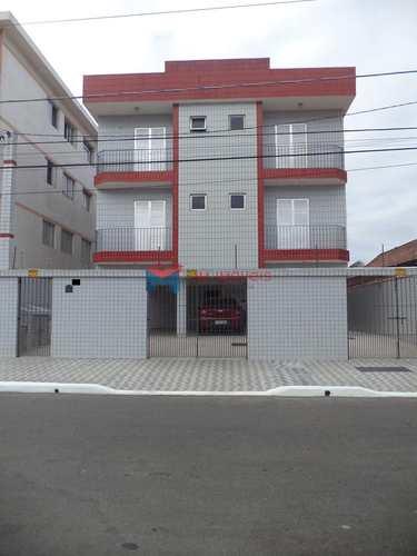 Apartamento, código 413002 em Praia Grande, bairro Caiçara