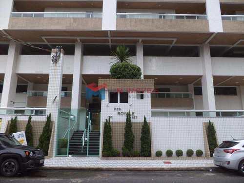 Apartamento, código 413020 em Praia Grande, bairro Guilhermina