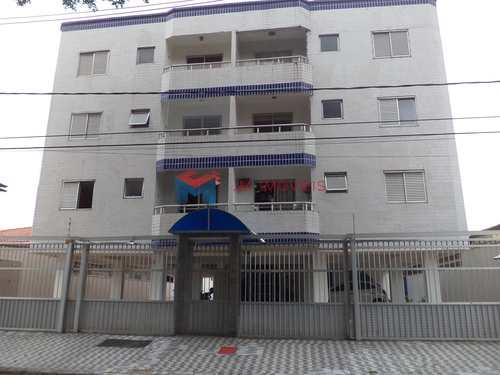 Kitnet, código 413068 em Praia Grande, bairro Canto do Forte