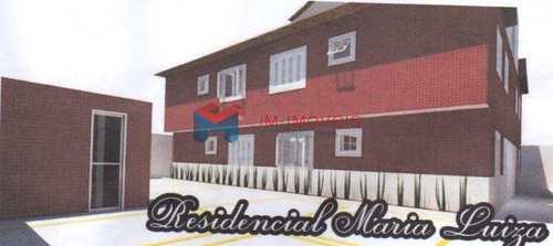 Casa de Condomínio, código 413096 em Praia Grande, bairro Tupi