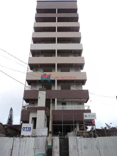Apartamento, código 413098 em Praia Grande, bairro Caiçara