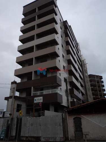 Apartamento, código 413143 em Praia Grande, bairro Caiçara