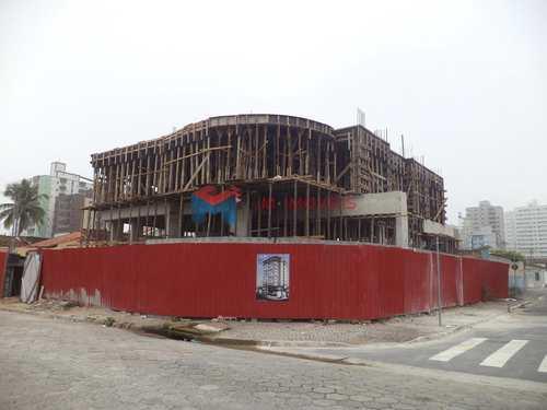 Apartamento, código 413204 em Praia Grande, bairro Maracanã