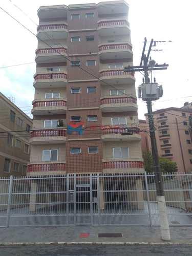 Apartamento, código 413215 em Praia Grande, bairro Caiçara