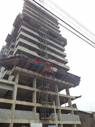 Apartamento, código 413239 em Praia Grande, bairro Caiçara