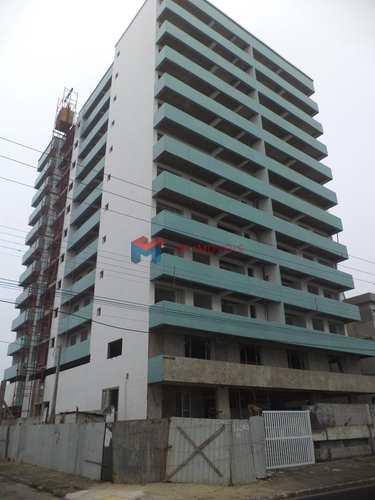Apartamento, código 413265 em Praia Grande, bairro Real