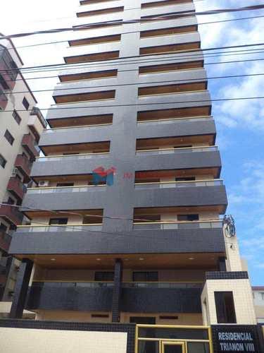 Apartamento, código 413277 em Praia Grande, bairro Guilhermina