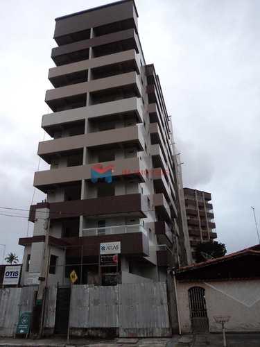Apartamento, código 413279 em Praia Grande, bairro Caiçara