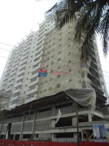 Apartamento, código 413317 em Praia Grande, bairro Flórida