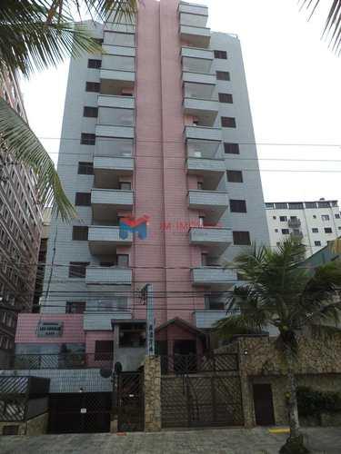 Apartamento, código 413325 em Praia Grande, bairro Aviação