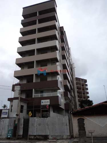 Apartamento, código 413335 em Praia Grande, bairro Caiçara