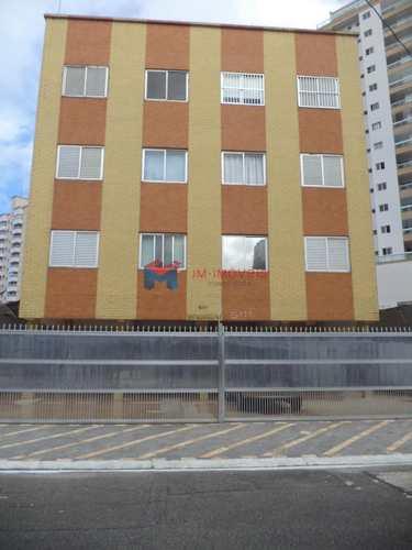Apartamento, código 413380 em Praia Grande, bairro Caiçara
