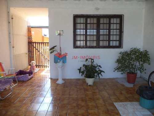 Casa, código 413386 em Praia Grande, bairro Caiçara