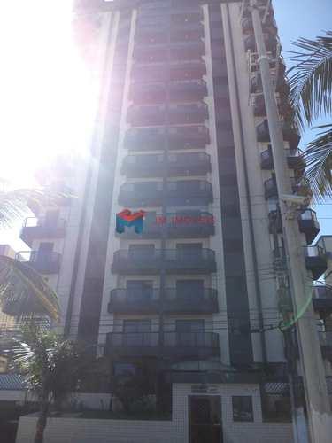 Apartamento, código 413421 em Praia Grande, bairro Caiçara