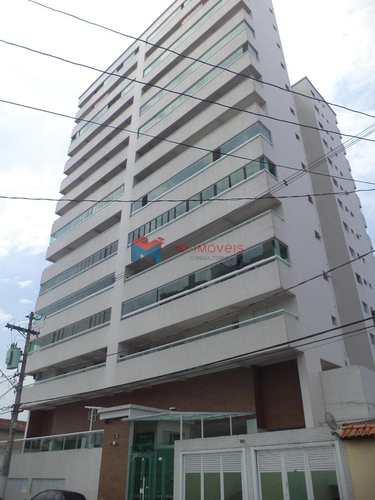 Apartamento, código 413438 em Praia Grande, bairro Guilhermina