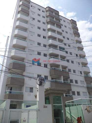 Apartamento, código 413444 em Praia Grande, bairro Guilhermina