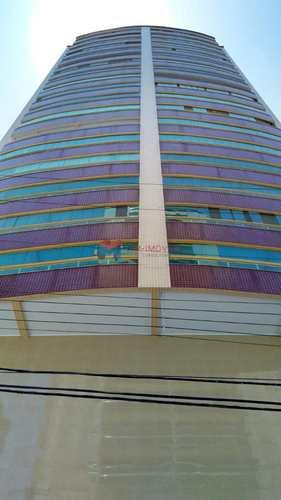 Apartamento, código 413446 em Praia Grande, bairro Caiçara