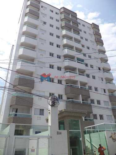 Apartamento, código 413448 em Praia Grande, bairro Guilhermina