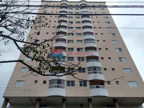Apartamento, código 413461 em Praia Grande, bairro Caiçara
