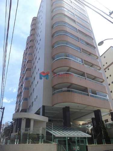 Apartamento, código 413468 em Praia Grande, bairro Aviação
