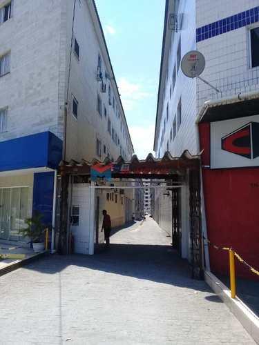 Kitnet, código 413495 em Praia Grande, bairro Canto do Forte