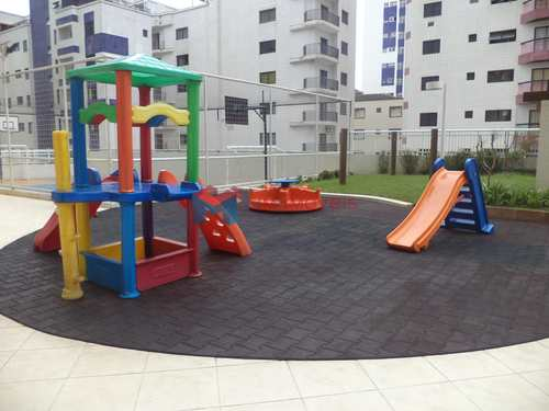 Apartamento, código 413508 em Praia Grande, bairro Ocian