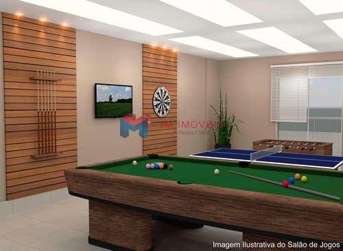 Apartamento, código 413511 em Praia Grande, bairro Caiçara