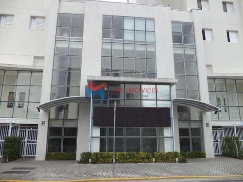 Apartamento, código 413543 em Praia Grande, bairro Ocian
