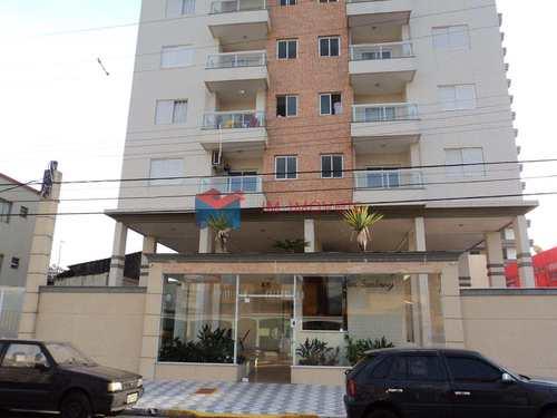 Apartamento, código 413592 em Praia Grande, bairro Caiçara