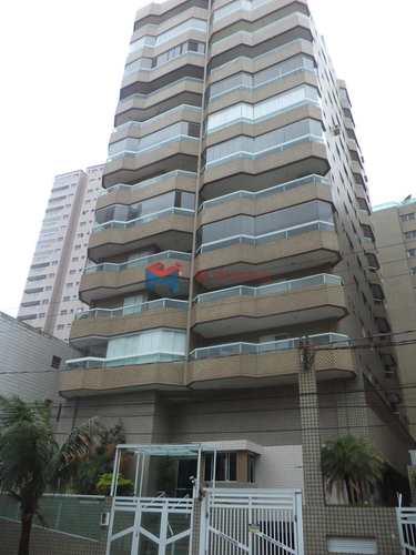 Apartamento, código 413640 em Praia Grande, bairro Aviação
