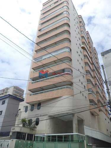 Apartamento, código 413647 em Praia Grande, bairro Aviação